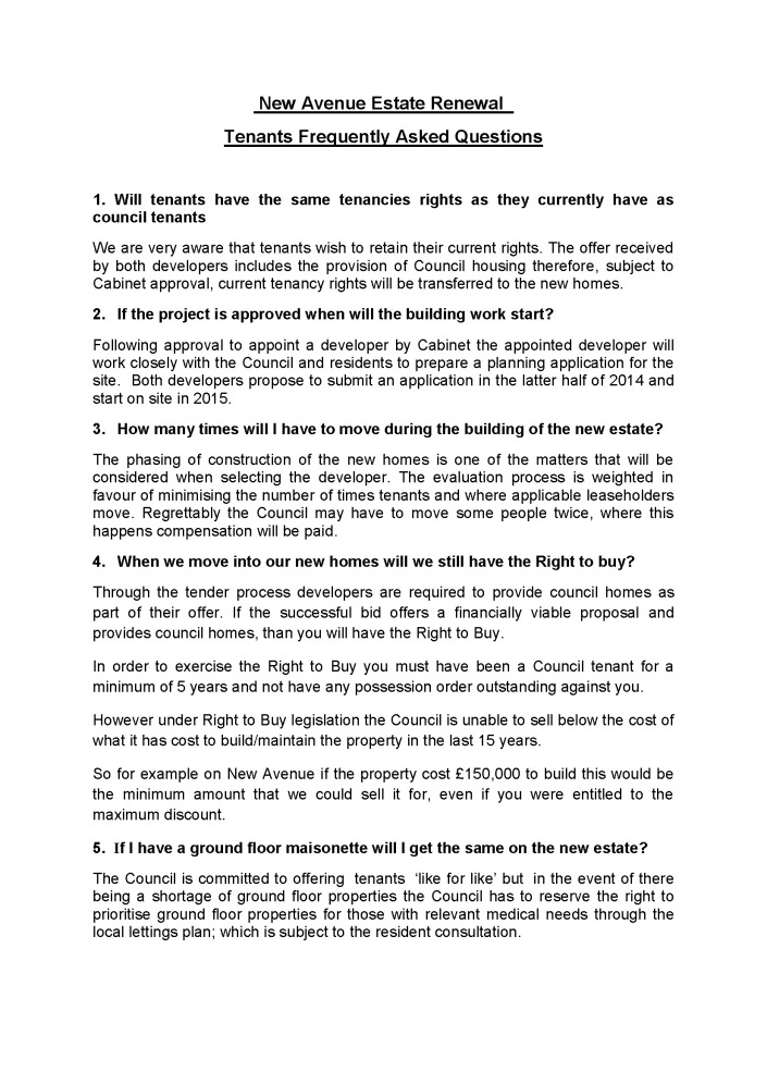 New Avenue Tenant FAQ - Final version_Page_1