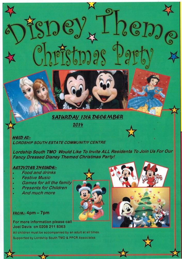 Christmas LSTMO Poster