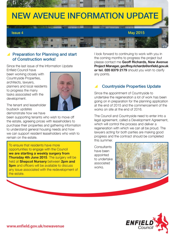 New Avenue Information Update Issue 4 May 2015-1