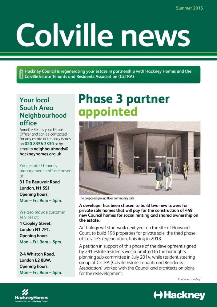 Colville summer newsletter A4 SUMMER 2015_v5 p1